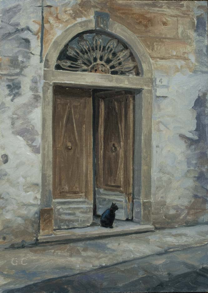 Preferred Monterosso Door #4 : Cooley Art Gallery XA48